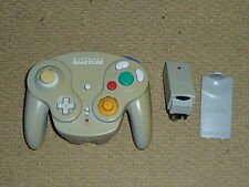 NINTENDO GAMECUBE e Wii UFFICIALE wavebired WIRELESS CONTROLLER ORIGINALE GAME PAD
