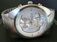 Reloj Pulsera 39mm Cronógrafo Cruz en-Super Compro-con 10 Año De Garantía!!!