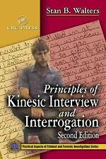 Principles of Kinesic Interview and Interrogation, Second Edition by Walters, S