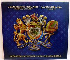 CD NEUF du Canada * La femme du roi de Jean-Pierre Ferland / Ginette Reno 2014