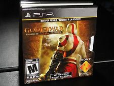 God of War: Chains of Olympus (Sony PSP) BRAND NEW!