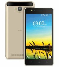 Lava A79 (Gold/Grey) 5.5 inch display, 5 MP,8 GB,Android Lollipop – 5.1, 3G