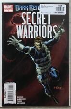 Dark Reign The List - Secret Warriors (one shot Marvel 2009) VF condition.