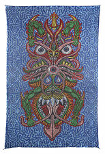 BOOGIE MAN SPECIAL EDITION OPTICAL ILLUSION TAPESTRY-WALLHANGING-60x90