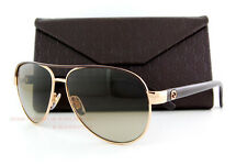Brand New GUCCI Sunglasses 4239/S WPU CC Brown Gold Black/Gradient Brown Unisex