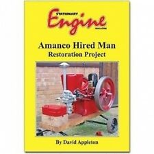 Amanco Hired Man Restoration Project book paper