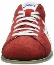 ASICS Weight Lifting Shoes 727 Red