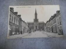 CPA AILLY SUR NOYE L'EGLISE SOMME 80  N403