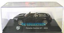 1:43 PORSCHE CARRERA GT - 2003 (con box rigido come da foto)