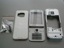 new Nokia N78 cover housing keypad set  white