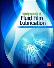 Fundamentals of Fluid Film Lubrication