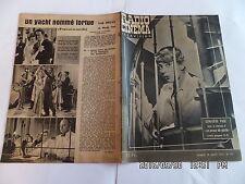 RADIO TELEVISION CINEMA N°393 28/7/1957 GENEVIEVE PAGE GABIN LES MISERABLES  G86