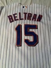 Authentic NWOT  New York Mets Carlos Beltran Jersey  size 54