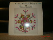 RCA ANL1-1928 Henry Mancini, His Orchestra And Chorus A Merry Mancini Christmas