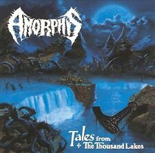 ~DAMAGED ARTWORK CD Amorphis: Tales From the Thousand Lakes (Reis) Original reco