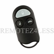 Replacement for 2000 2001 Nissan Altima Keyless Entry Remote Car Key Fob