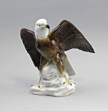 Porzellanfigur Weißkopfadler Gräfenthal bunt  Thüringen 9943068