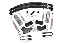 "Ford Explorer 4"" Lift Kit w/ New Leaf Springs 90-94 4wd"