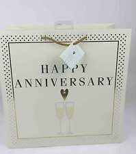 Happy Anniversary Gift Bag Large Wedding Anniversary Bag With Handles