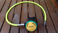 Oceanic Alpha 7 Nitrox Second Stage with MIFLEX LP Hose