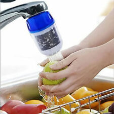 Water Purifier Filter Cleaner Cartridge Home Kitchen Faucet Tap Coconut Carbon