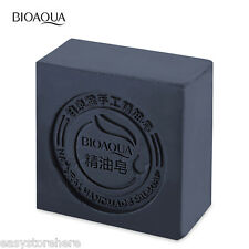 Pro Shrink Pores Bamboo Charcoal Deep Cleansing Soap Facial Cleanser for Beauty