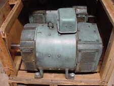 Fincor 60 HP DC Motor 240  Volt