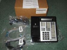 New AT&T 7406 Plus Black Telephone 7406D-07 7406D 7406D07 phone lucent avaya