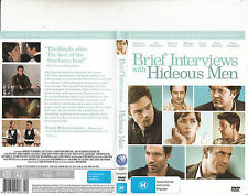 Brief Interviews With Hideous Men-2009-Julianna Nicholson-Movie-DVD