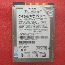 "HITACHI Travelstar 100 GB 7200 RPM 2.5 ""hts721010g9at00 ATA / IDE Hard Drive Laptop"