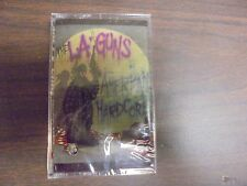 "NEW SEALED ""The L.A. Guns"" American Hardcore Cassette Tape (G)"