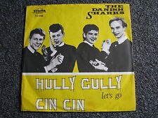 The Danish Sharks-Hully Gully Let´s go 7 PS-1964 Germany-Triola TD 242