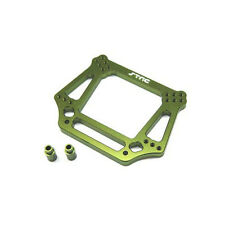 STRC Slash Rustler Aluminum Front Shock Tower (Green) ST3639G