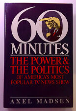 60 MINUTES THE POWER & POLITICS OF AMERICA'S MOST POPULAR TV NEWS SHOW - 1984