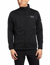 NWT Mountain Hardwear Tacna Windbreaker Softshell Jacket $130, Small, Black