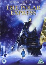 The Polar Express DVD Tom Hanks Brand New 7321900729734