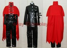 Final Fantasy VII Vincent Valentine Cosplay Costume Any
