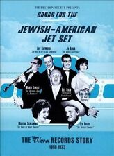 Various Artists Songs of the Jewish-American Jet Set: Th CD