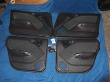 95-99 Subaru Legacy DOOR PANELS w/ POWER Window SWITCHES Set 4 Nice OEM !!!