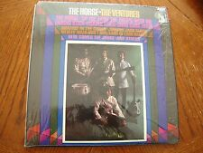 THE VENTURES THE HORSE ORIGINAL 1968 STEREO U.S PRESSING IN SHRINK NEAR MINT