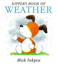 Kippers Book of Weather: Kipper Concept Books