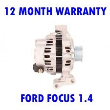 FORD FOCUS 1.4 1.6 1999 2000 2001 2002 2003 2004 REMANUFACTURED ALTERNATOR