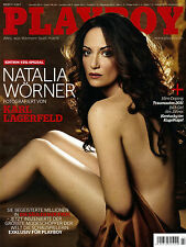 Playboy 03/2011     NATALIA WÖRNER      März/2011