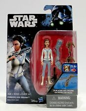 Star Wars Rebels 3.75-Inch Figure Princess Leia Organa In Hand