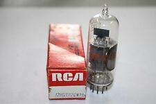 12HG7 / 12GN7 RCA VINTAGE TUBE WITH CLEAR TOPS - NOS IN BOX