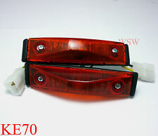 TOYOTA COROLLA E70 KE70 TE71 TE72 side marker lights NEW turn signal indicator