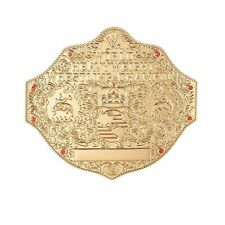 WWE World Heavyweight Wrestling Championship Belt Buckle NEW