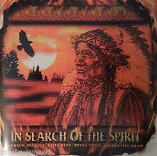 Andrew Vasquez, Keith Bear, Bryan Akipa - In Search Of The Spirit (CD 1996) VG++