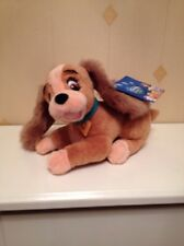 Disney Animal Friends Lady, Lady And The Tramp Soft Toy Comforter Hug Toy Plush