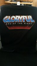 GLORYFUL, Tour Shirt 2017, Size L, Manowar, Hammerfall, Skeletor, He-Man, Kult!